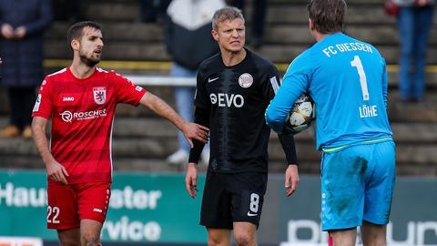 Maik Vetter von den Offenbacher Kickers