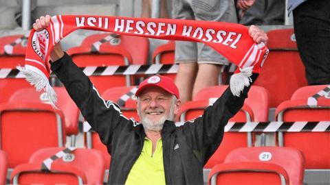Kassels Fans dürfen jubeln