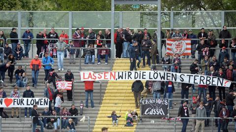 Fans Hessen Kassel