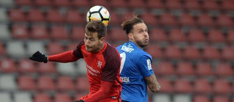 Es war ein enges Duell mit unglücklichem Ausgang: Der KSV Hessen Kassel verliert gegen Saarbrücken.