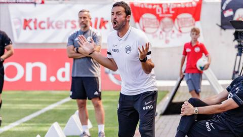 Kickers Trainer Ristic