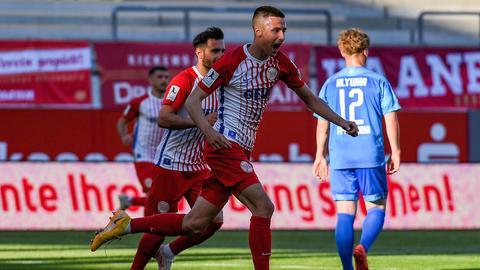 Kickers Offenbach Astoria Walldorf