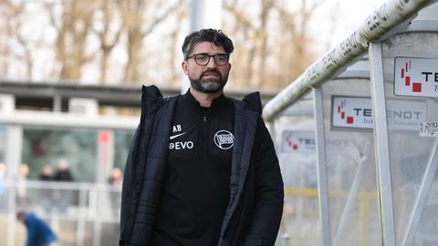 Angelo Barletta Kickers Offenbach