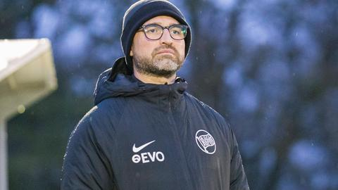 Angelo Barletta von Kickers Offenbach