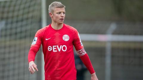 Maik Vetter ist jetzt Kapitän der Offenbacher Kickers.