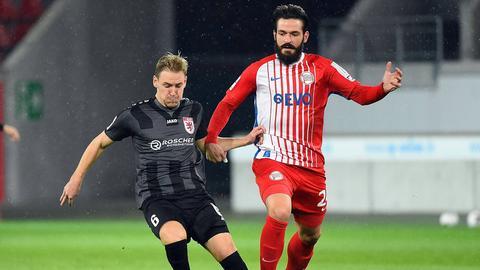 Kickers Offenbach FC Gießen