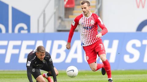 Kickers gegen Stuttgart II