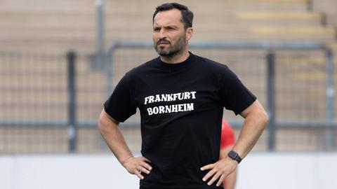 FSV-Trainer Thomas Brendel erlebte mit dem FSV Frankfurt eine verrückte Saison.