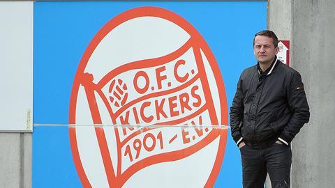 OFC-Geschäftsführer Thomas Sobotzik bleibt positiv gestimmt.