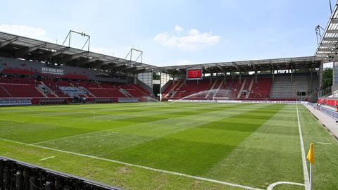 Der OFC darf wieder Fans im Stadion begrüßen.