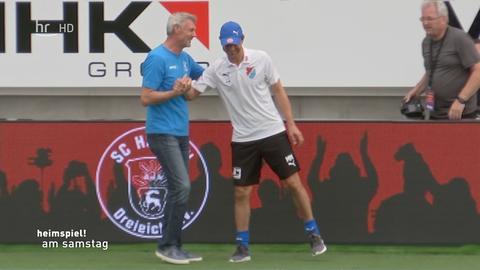 Rudi Bommer und Matthias Mink