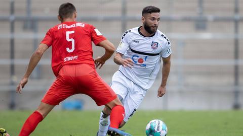 TSV Steinbach Haiger im Hessenpokal-Finale gegen den FSV Frankfurt