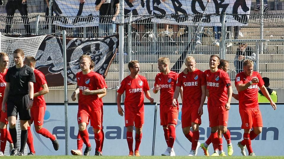 Der TSV Steinbach Haiger muss einen Verbandsliga-Knipser fürchten - hessenschau.de