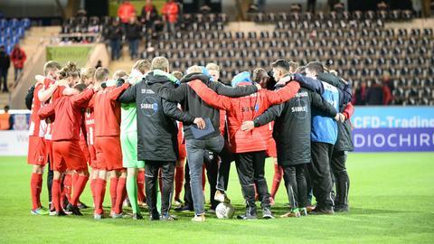 Mannschaftskreis TSV Steinbach