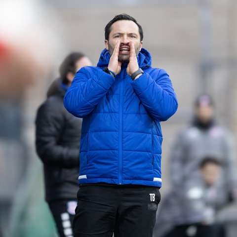 Thomas Brendel, Trainer des FSV Frankfurt