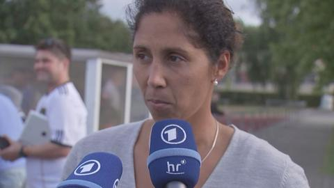Steffi Jones, DFB Co-Trainerin