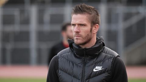 Tobias Damm, Trainer KSV Hessen Kassel