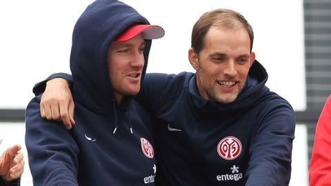 Benjamin Weber bei Mainz 05
