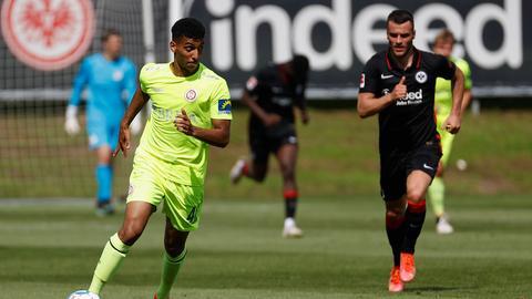 SVWW-Youngster Amin Farouk traf zwei Mal gegen die Eintracht.