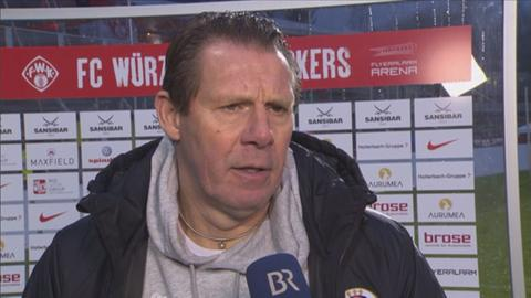 Sven Demandt, Trainer SV Wehen Wiesbaden