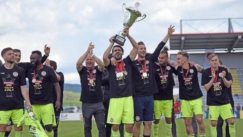 Wehen Hessenpokalsieger