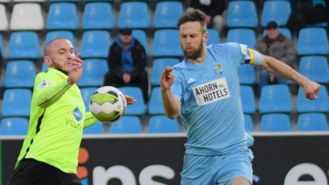 Simon Brandstetter vom SV Wehen Wiesbaden