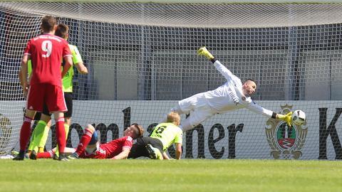Kolke im Hessenpokal-Finale