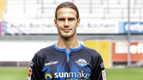 Tobias Schwede im Trikot des SC Paderborn