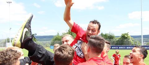 SVWW-U19-Coach Nils Döring