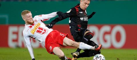 Prokop vom SV Wehen Wiesbaden
