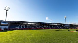Die Brita Arena des SV Wehen Wiesbaden