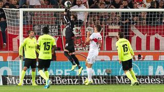 Heinz Lindner vom SV Wehen Wiesbaden