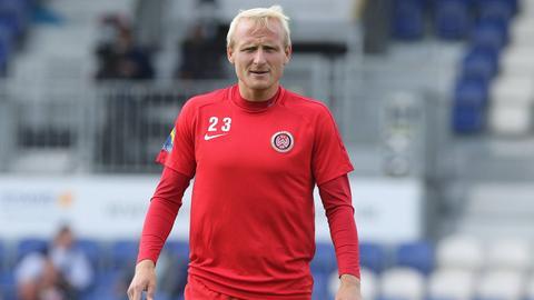 Alf Mintzel vom SV Wehen Wiesbaden