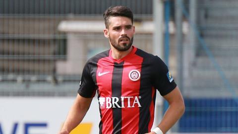 Sascha Mockenhaupt vom SV Wehen Wiesbaden