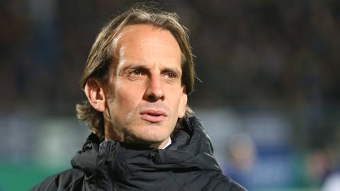 SVWW-Trainer Rüdiger Rehm