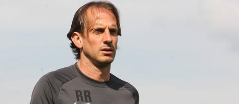 Rüdiger Rehm, Trainer des SV Wehen Wiesbaden