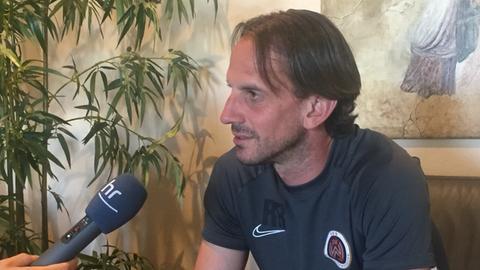 Rüdiger Rehm SV Wehen Wiesbaden still