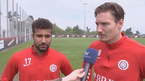 Daniel-Kofi Kyereh und Manuel Schäffler im Interview