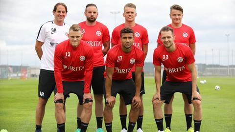 Die Neuzugänge beim SV Wehen Wiesbaden