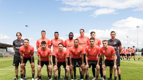 Trainingsauftakt SV Wehen Wiesbaden