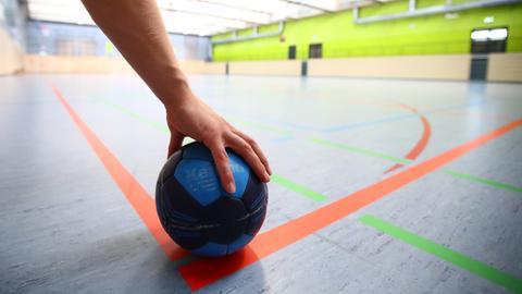 Corona Handball Sujet