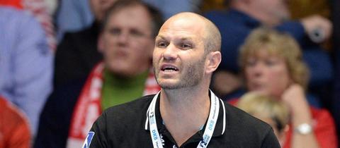 Der neue MT-Trainer Heiko Grimm