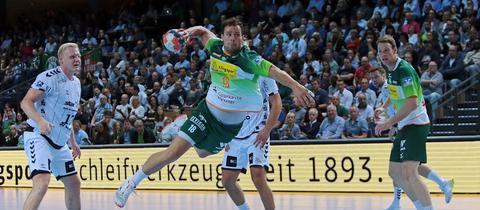 HSG Wetzlar Patrick Wiencek