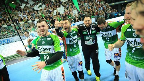 HSG Wetzlar bejubelt Einzug ins Final Four