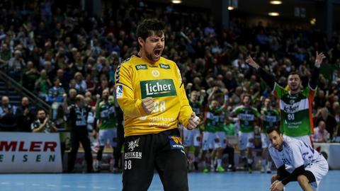 Nikolai Weber wechselt von der HSG Wetzlar zum TV Hüttenberg