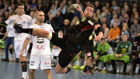 Nils Torbrügge spielt ab Sommer für die HSG Wetzlar