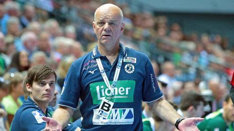 Trainer Kai Wandschneider konnte sich über einen Erfolg seiner Mannschaft freuen.