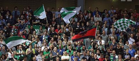 Fans in Wetzlar 2015