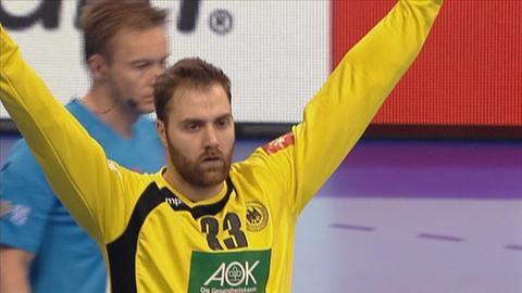 Andreas Wolff, Handballer des Jahres 2015.