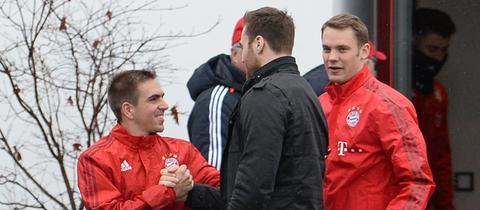 Andreas Wolff Bayern